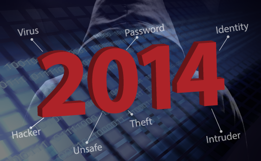Why 2014 was a year of hacks, credit card faud, and online identity theft