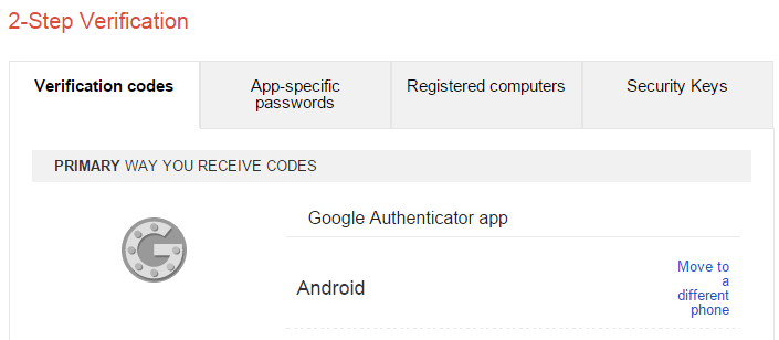 Gmail Account Hacked - Two-step verification
