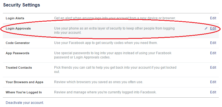 What to do if your facebook account gets hacked facebook hacked login approvals ccuart Image collections