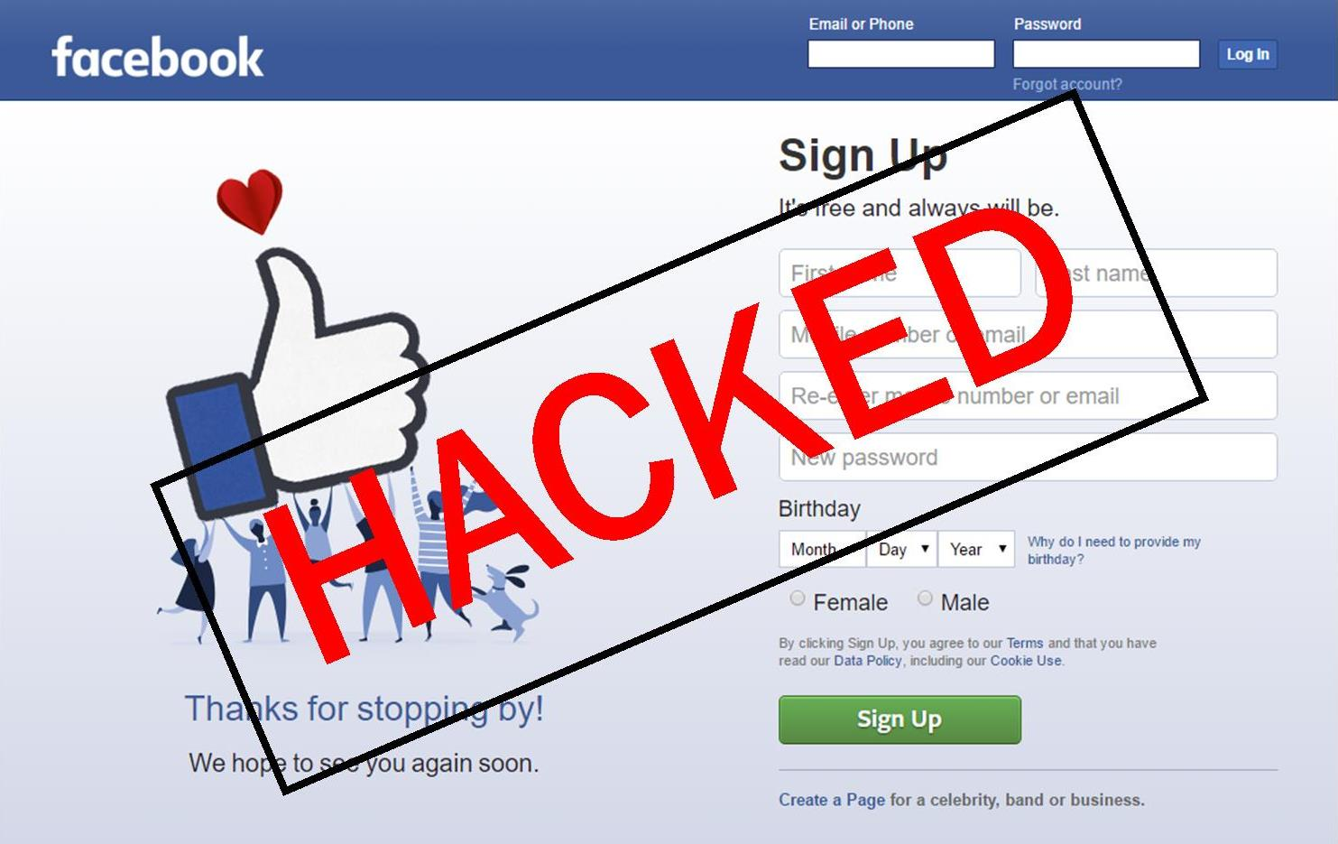 What To Do If Your Facebook Account Gets Hacked Thanks to these flaws, hackers are able to hack any facebook account. facebook account gets hacked
