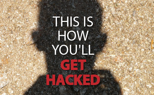 How to avoid getting hacked and becoming a victim of online identity theft