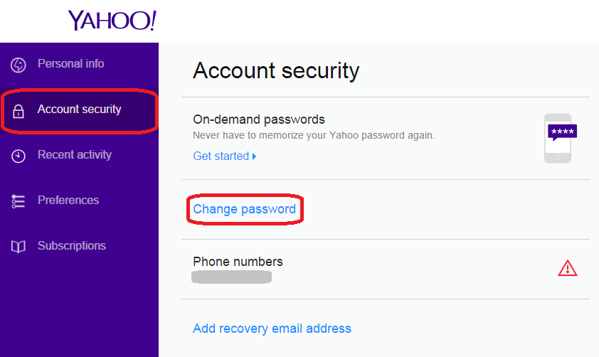What Should I Do If My Yahoo Account Was Hacked