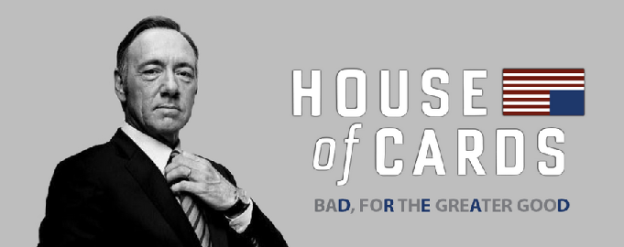 House of Cards-themed black market store that can lead to online identity theft