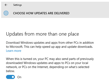 Windows 10, Your Privacy and Why You Should Care