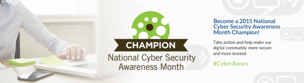 National Cybersecurity Awareness Month Lessons for how to protect your identity