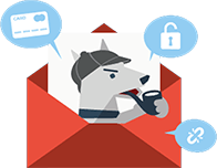 How to precent identity theft with LogDog
